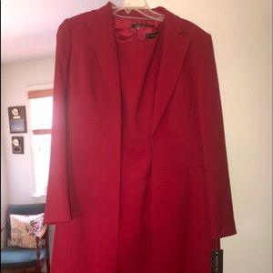 A brand new beautiful coat dress